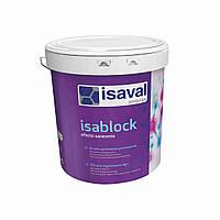 Антибактериальная краска ISAVAL Изаблок 4 л белый - с ионами серебра Ag+