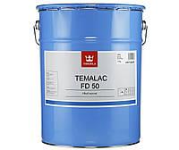 Эмаль алкидная TIKKURILA TEMALAC FD 50 антикоррозионная, TCL-транспарентный, 18л
