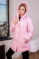 Женская зимняя куртка- пальто №156-1046