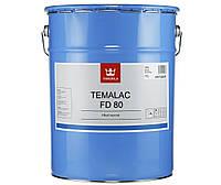 Эмаль алкидная TIKKURILA TEMALAC FD 80 антикоррозионная, TCL-транспарентная, 18л