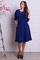 Платье с рукавом 3\4