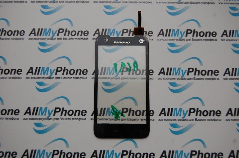 Сенсорный экран для Lenovo A698T Black