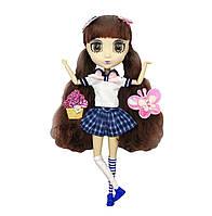 Кукла SHIBAJUKU S1 - НАМИКА (33 см, 6 точек артикуляции, с аксессуарами), фото 1