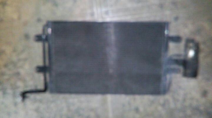 Б/у радиатор кондиционера 1j0820411d Volkswagen Golf IV bora