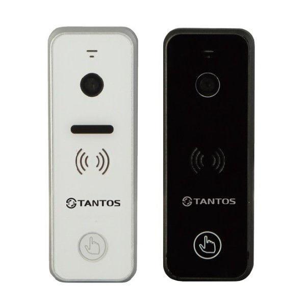 Цветная накладная видео панель Tantos iPanel 2 (black, white)