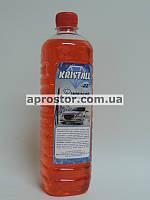 Омыватель стекла зимний -22 (жидкость в бачок омывателя) Красный (Карамель) 1 л Kristall