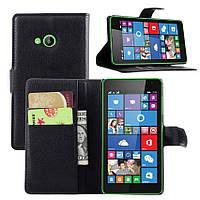 Чехол для Microsoft Lumia 535 (Nokia) Подставка