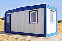 Изготовление всех типов бытовок и модульных зданий
