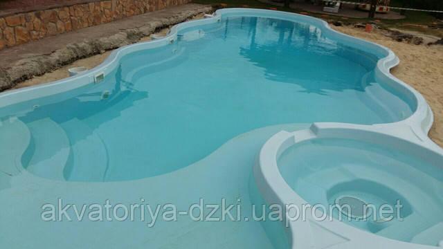 Идеальная вода в идеальном бассейне