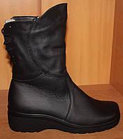 Женские зимние сапоги на очень широкую ногу, зимние сапоги на широкую ногу от производителя модель Джета12