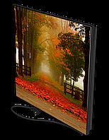 Экономный керамический обогреватель 400Вт с фото печатью на выбор, без терморегулятора