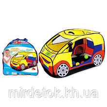 Детская палатка  M 2497 Автомобиль