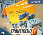 Каталог мотор-редукторы. Обзор продукции Transtecno