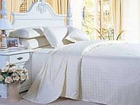 Белое постельное белье Квадрат в Квадрате