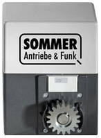 Двигатель для откатных ворот Sommer SM 40 T