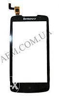 Сенсор (Touch screen) Lenovo A630E черный