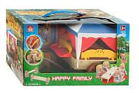 Домик 012-06 (16/2) Happy Family, в коробке