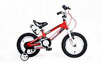 """Велосипед RoyalBaby SPACE NO.1 Alu 14"""", OFFICIAL UA, красный"""