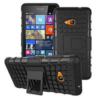 Чехол для Microsoft Lumia 535 (Nokia) Armor black