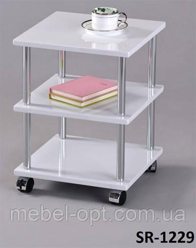 Кофейный столик SR-1229, прикроватная тумбочка на колесиках