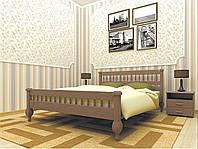 Кровать двуспальная Престиж 1 Тис 160х200 Дуб
