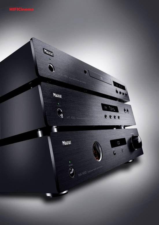 Magnat MCD 450 - CD проигрыватель