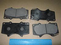 Колодки тормозные (пр-во Toyota) 04465YZZE1