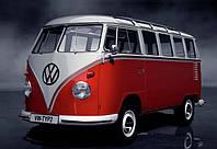Американська сім'я переобладнала Volkswagen в автономний будинок на колесах