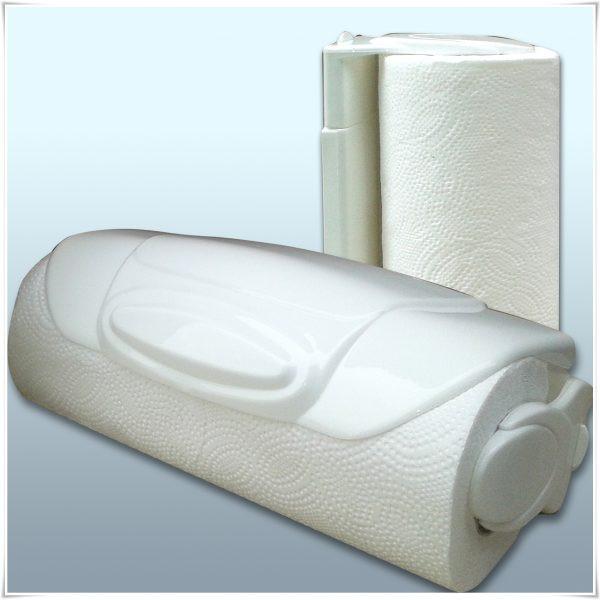 Держатель для бумажных полотенец с крышкой