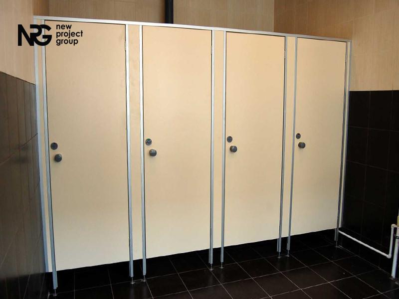 Туалетные перегородки конструктор ЭКОНОМ ( 16мм )
