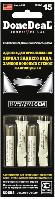 DoneDeal DD6588 Адгезив для приклеивания зеркал заднего вида, замков боковых стекол 2 х 3 мл + 2 х 3