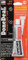 DoneDeal DD6724 Термостойкий красный силиконовый формирователь прокладок 42,5 г