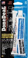DoneDeal DD6754 Затекающий герметик силиконовый для ремонта стекол 85г