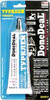"""DoneDeal DD6873 """"Турклей"""", клей-герметик водостойкий 82 г"""