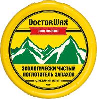 """DoctorWax DW5171 Экологически чистый поглотитель запаха """"Дыхание Альп"""" 227 г"""