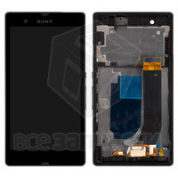 Дисплейный модуль для мобильного телефона Sony C6603 L36i Xperia Z , ч