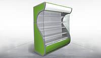 Витрина холодильная (горка, регал) Айова 1,4м, фото 1