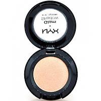 NYX GS03 Glam Shadow Pixie Dust - Шимерные тени, 1.7 г