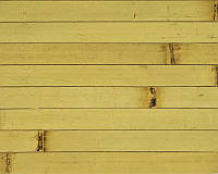 """Бамбуковые обои """"Светлые патинированные"""" (из натурального бамбука)"""