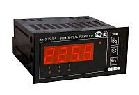 Многофункциональный одноканальный измеритель-регулятор веса тепературы давления влажности  ОВЕН ТРМ1-Щ2.У.Р , фото 1