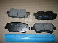 Колодки торм.зад. Hyundai Solaris, Tucson/KIA Rio, Soul 05- (пр-во MK Kashiyama) D11266M