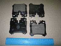 Колодка торм. TOYOTA LEXUS LS600H UVF45 07-, LS460 USF40 06- (пр-во MK Kashiyama) D2348