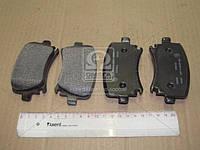 Колодка торм. VW Golf 04- Touran 03-, SK Octavia 11-, A3 04- (пр-во MK Kashiyama) D30006