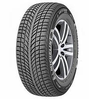 Зимние шины Michelin Latitude Alpin LA2 255/60 R18 112V XL