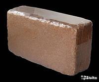 Кокосовый брикет 650 гр (100 торф х 0 чипсы)