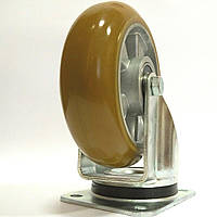Колеса из полиуретана с алюминиевым диском AU-серии, фото 1