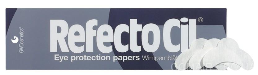 Бумажные лепестки под ресницы RefectoCil, 96 штук