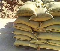 Песок овражный фасованный 30 литров