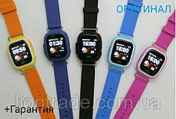 Умные детские часы Q90 с GPS трекером