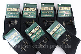 Носок подросток махровый Житомир (уп 12 шт), фото 3